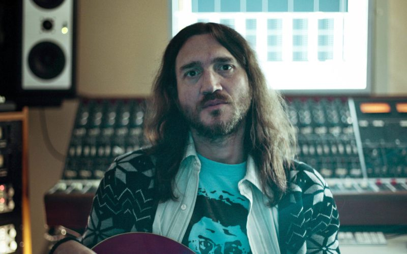 John Frusciante deja los Red Hot Chili Peppers