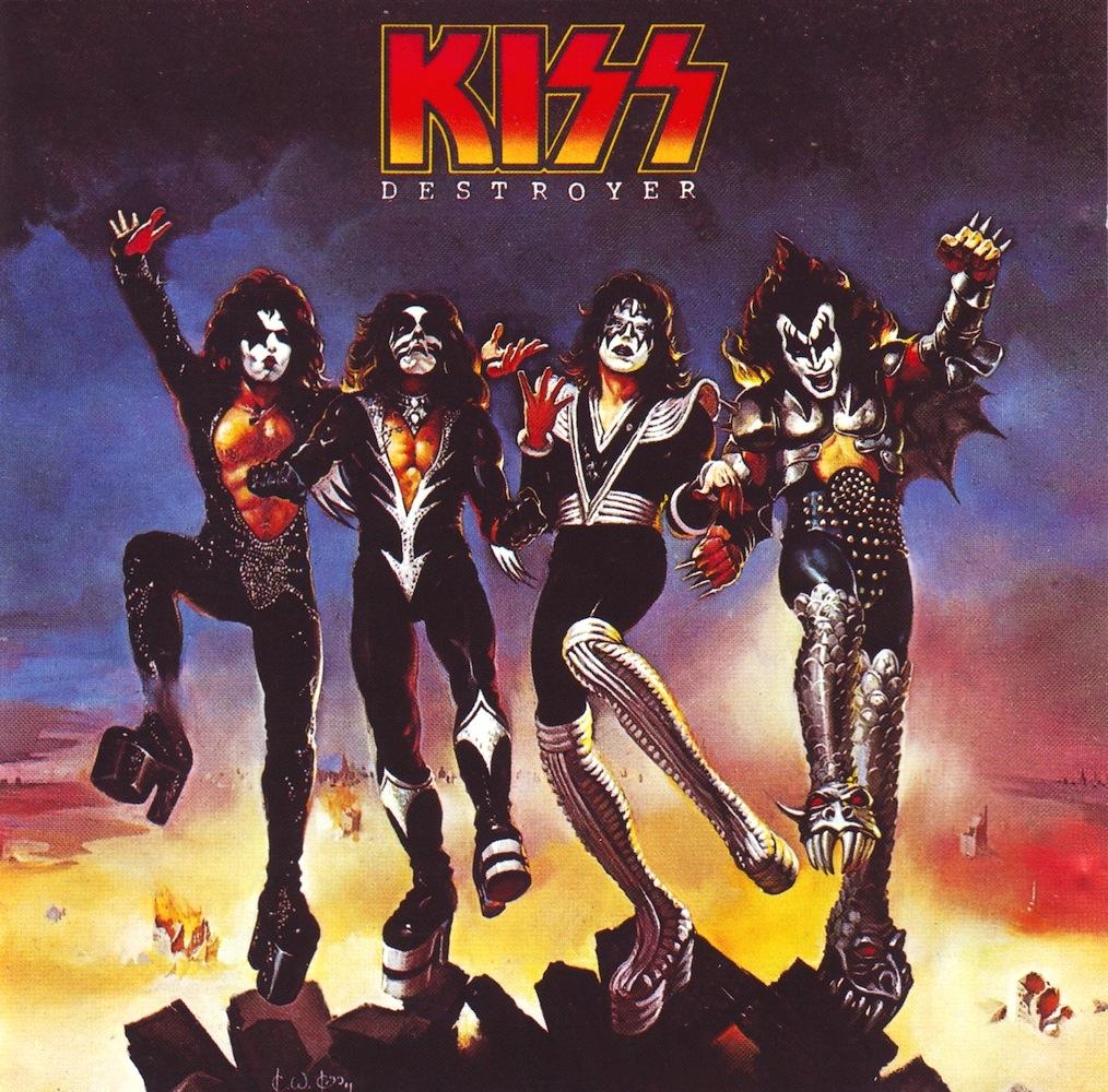 Kiss – Destroyer