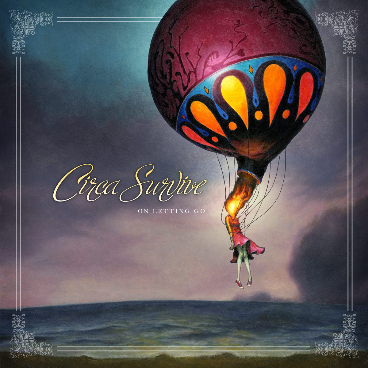 Circa Survive – On Letting Go