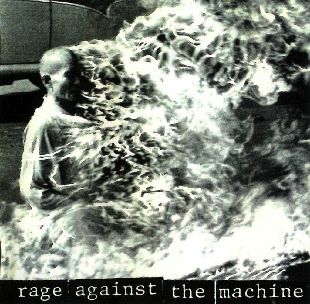 Rage Against The Machine – Rage Against The Machine