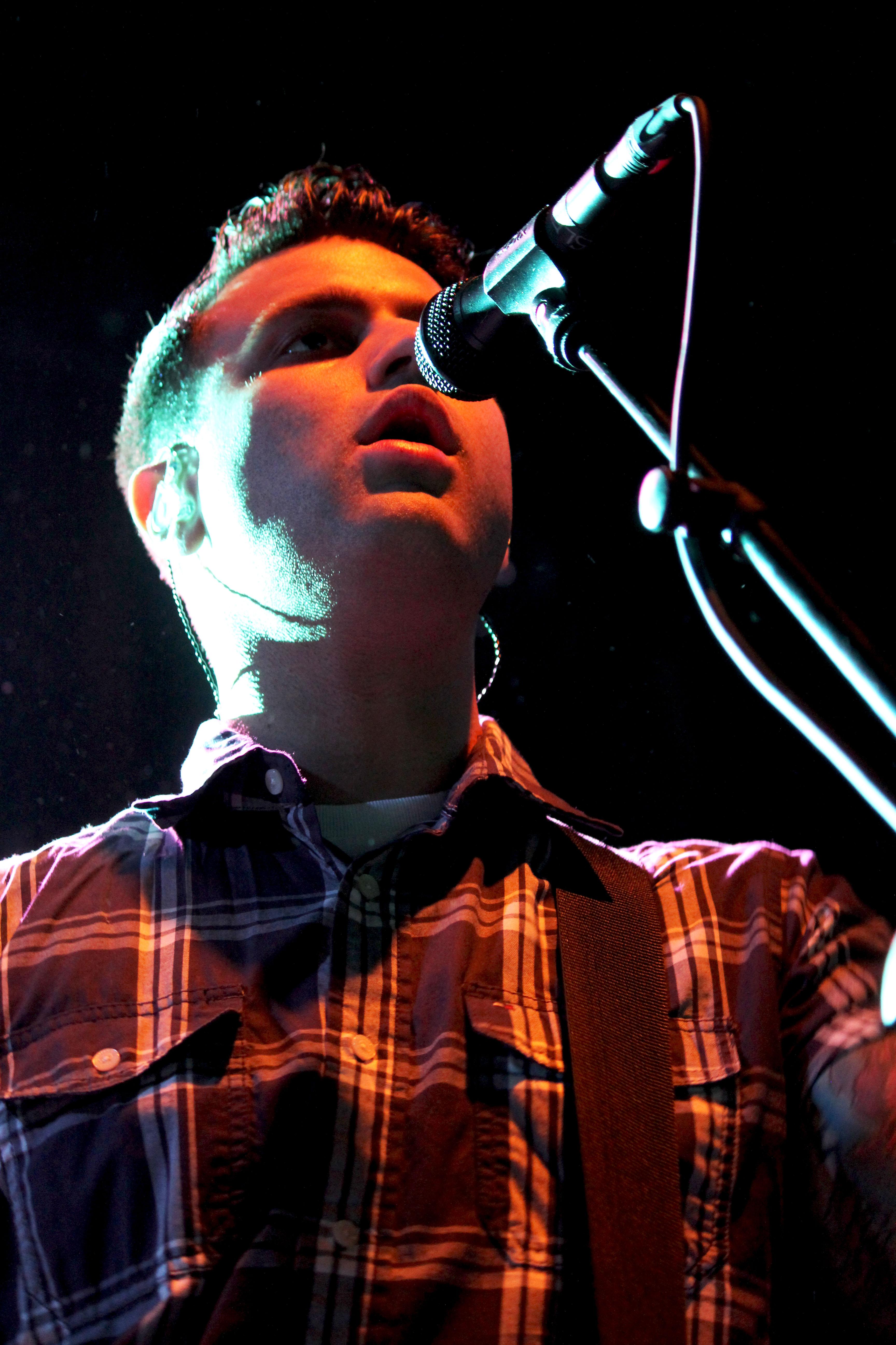 Alex Levine (The Gaslight Anthem)
