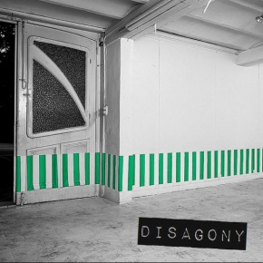 Disagony - Disagony EP