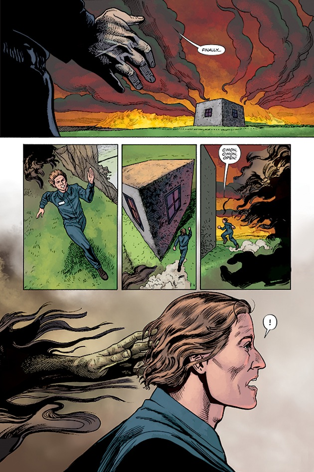 House Of Gold And Bones - Volumen 1- página 08