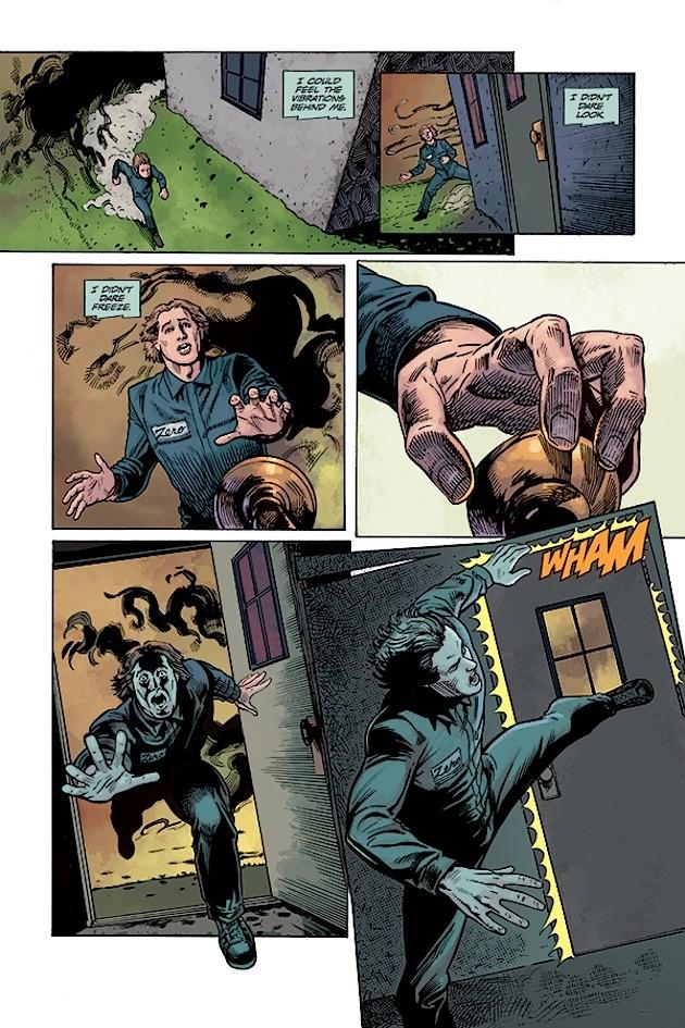 House Of Gold And Bones - Volumen 1- página 09