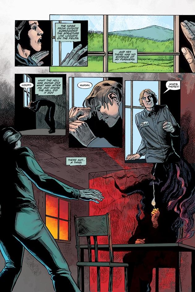 House Of Gold And Bones - Volumen 1- página 10