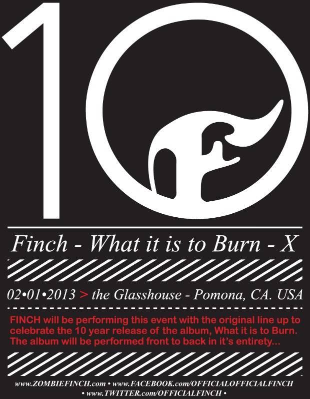 Finch hacen el primer concierto de la gira de aniversario ...