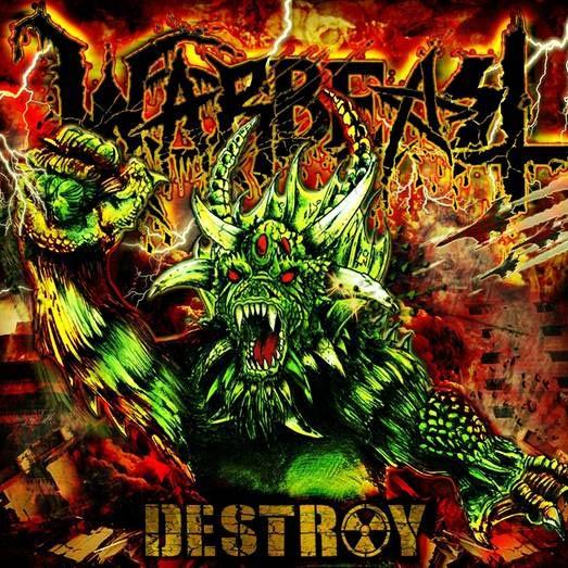 warbeast - destroy
