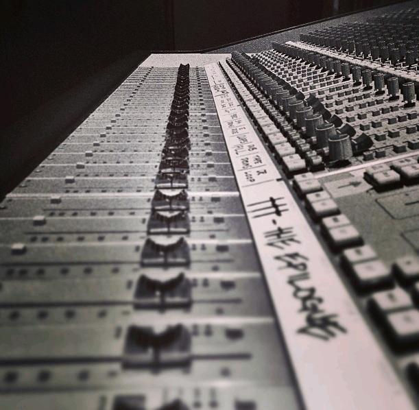 crosses recording