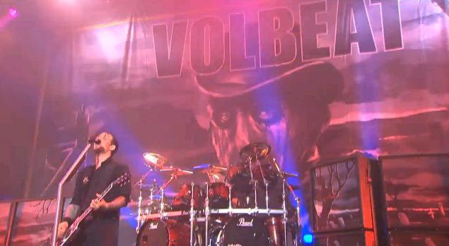 Volbeat Lola Montez Rock Am Ring Live