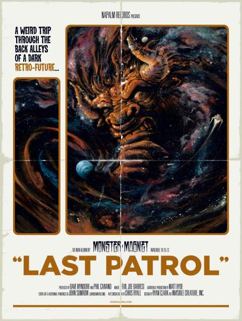 monster magnet lastpatrol cartel