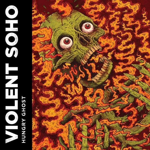 violent soho - hungty ghost