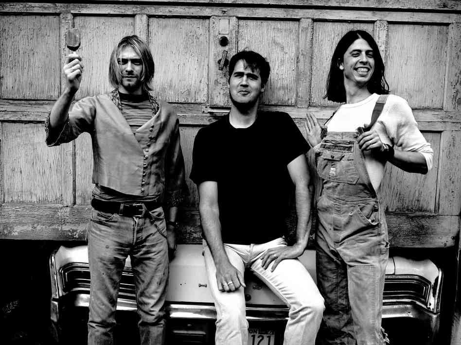 "Pearl Jam Tour 2020 >> Vídeo de Nirvana tocando ""Very Ape"" en el ""Live & Loud"" de"