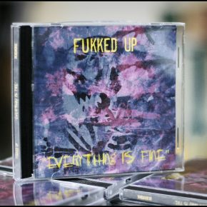 fukked up - everything is fine