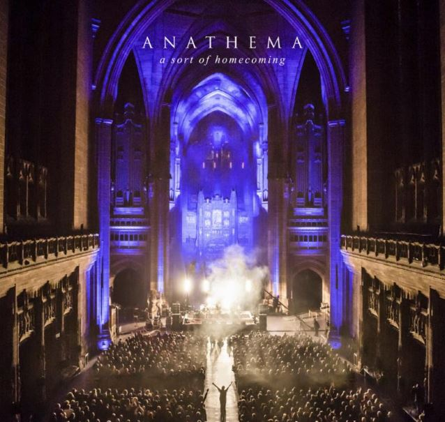 anathema a sort of homecoming dvd
