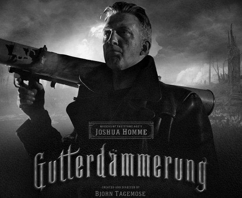 Gutterdämmerung Josh Homme