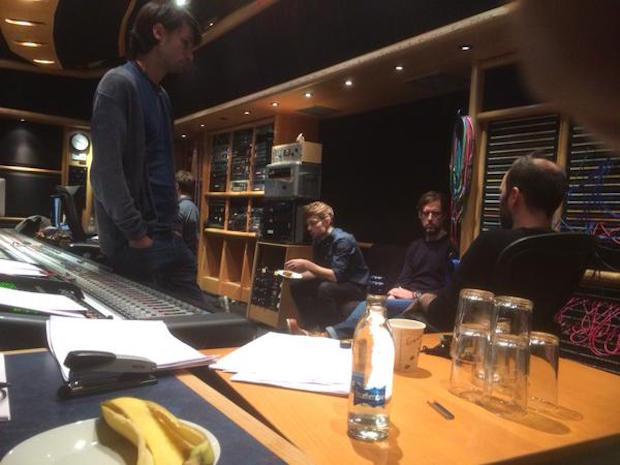 radiohead estudio 2015-2