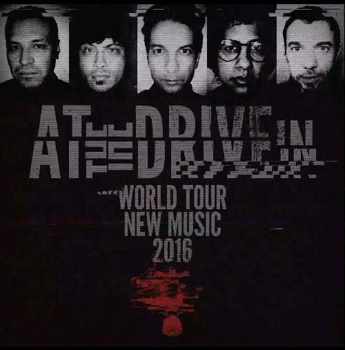 At The Drive-In anuncian su vuelta con nueva música y concierto en Barcelona