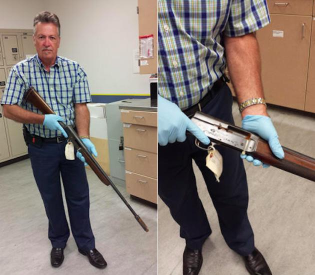 La policía de Seattle publica fotos de la escopeta con la que se suicidó Kurt Cobain