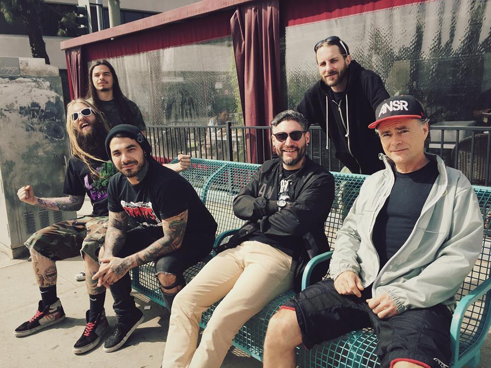 Suicide Silence grabarán su nuevo disco con Ross Robinson