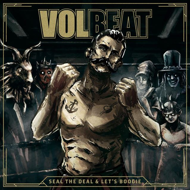 volbeat seal the deal