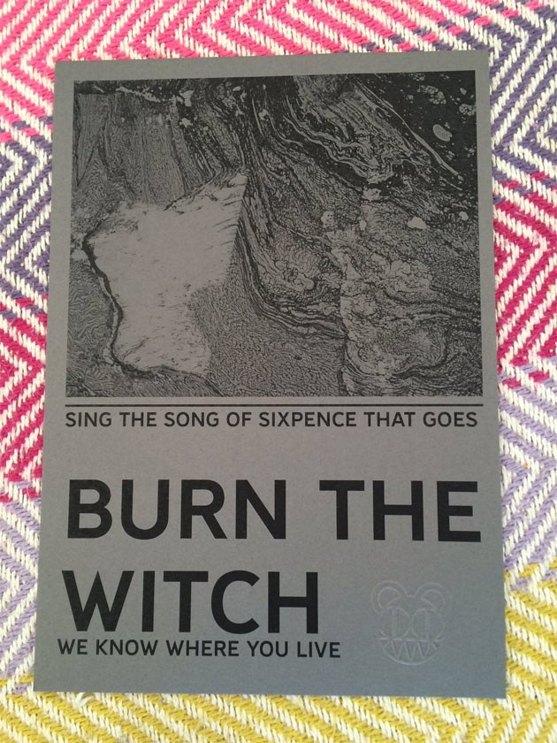 radiohead - burn-the-witch
