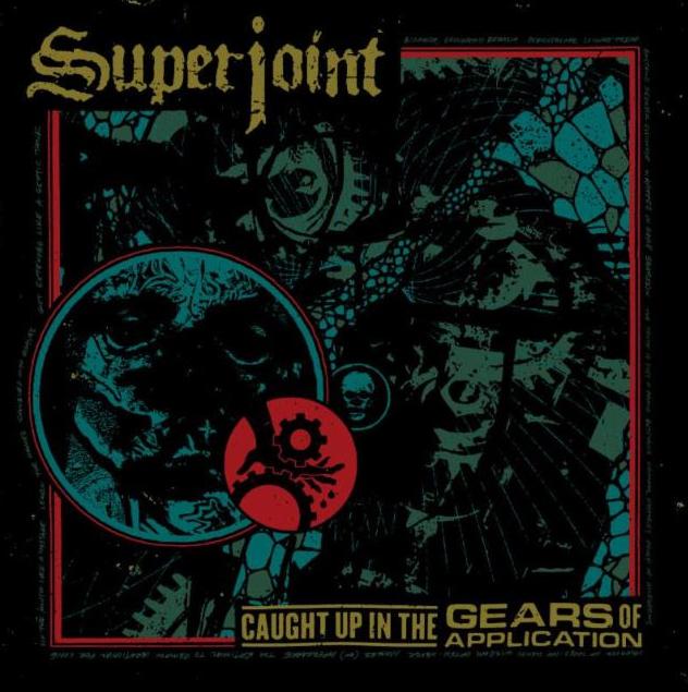 Portada y tracklist del nuevo disco de Superjoint