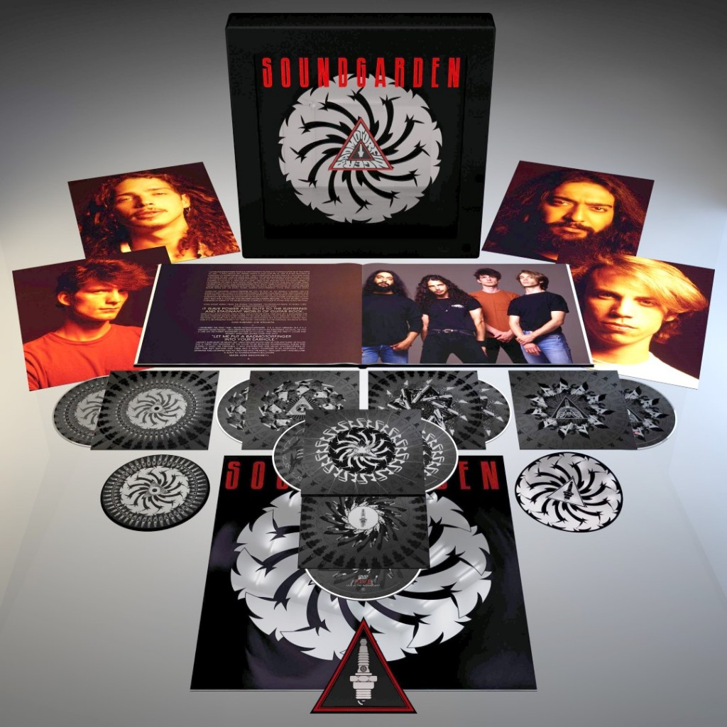 """Soundgarden detallan la reedición 25 aniversario de """"Badmotorfinger"""""""