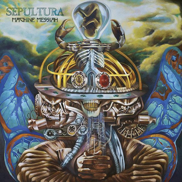 Sepultura anuncian su nuevo disco