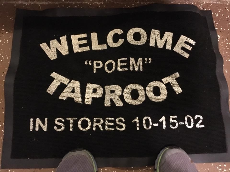 La alfombra de Taproot