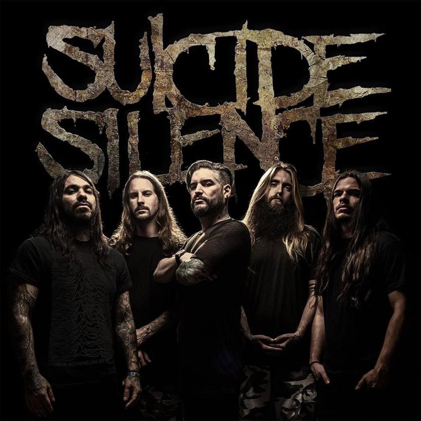 Suicide Silence dan los detalles de su nuevo disco