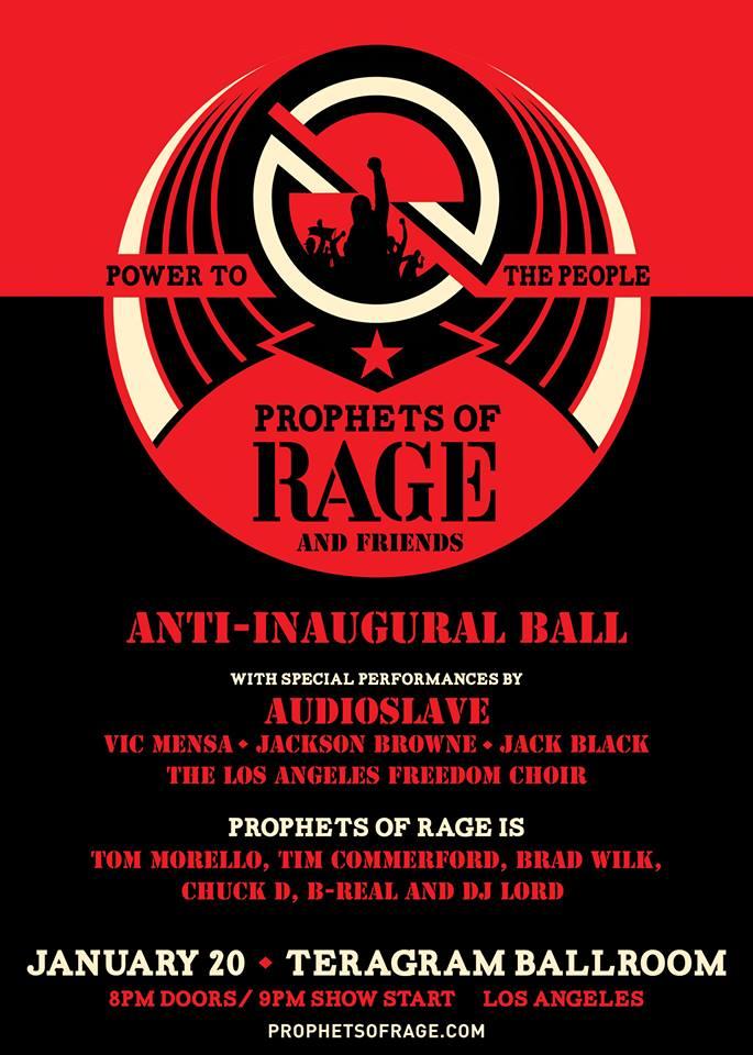 Audioslave se reúnen por primera vez en más de una década