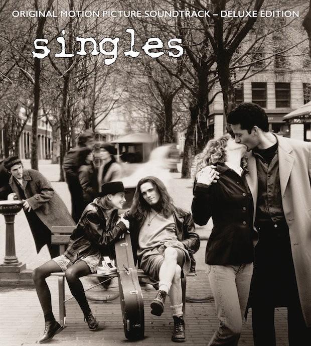 """La reedición de la banda sonora de """"Singles"""" se publicará el 19 de mayo"""
