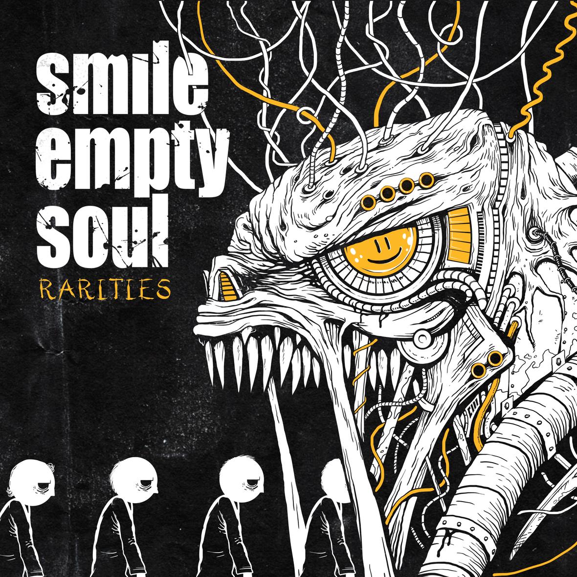 Smile Empty Soul publicarán un disco de rarezas