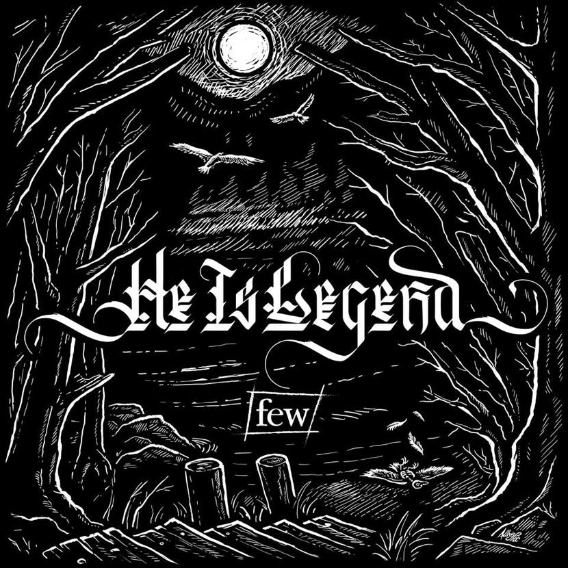 El nuevo disco de He Is Legend se publicará el 28 de abril