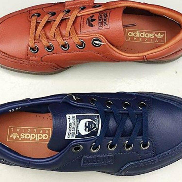 Adidas lanza unas zapatillas de Noel Gallagher