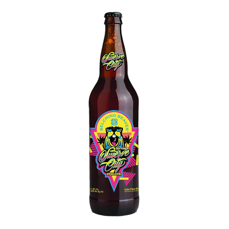 Deftones anuncian su segunda cerveza