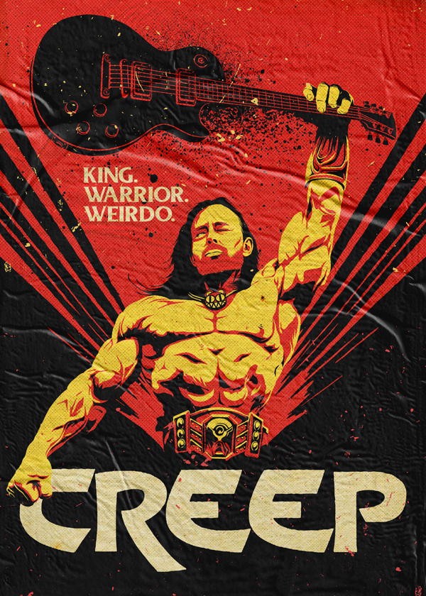 Thom Yorke: The Last Action Hero – Creep