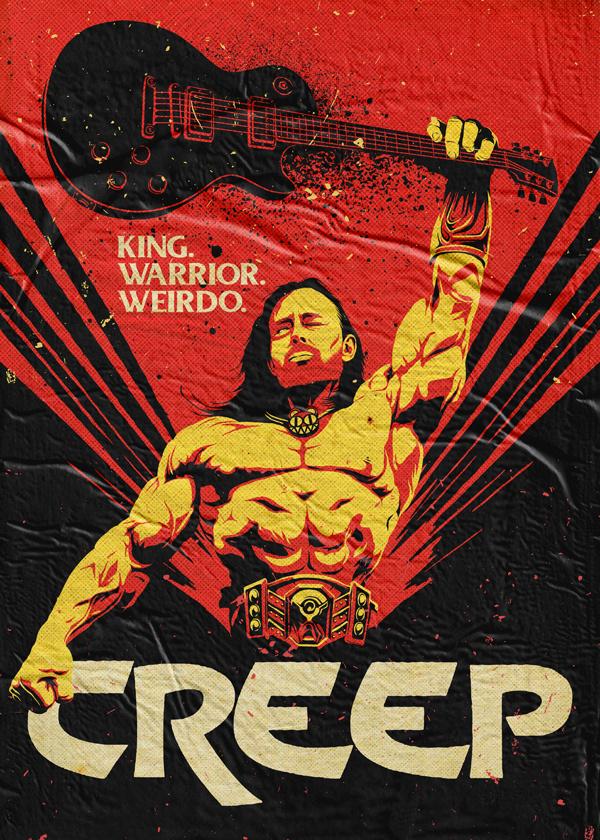 Thom Yorke: The Last Action Hero – Creep
