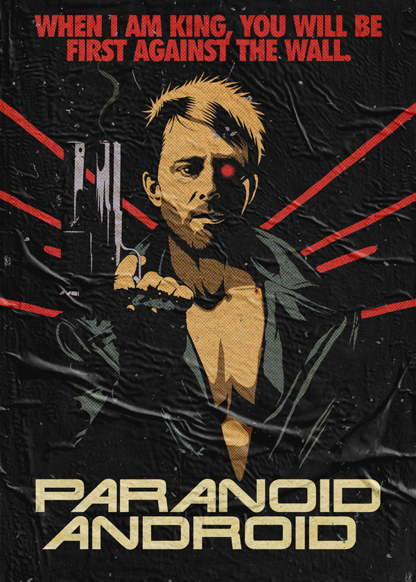 Thom Yorke: The Last Action Hero – Paranoid Android