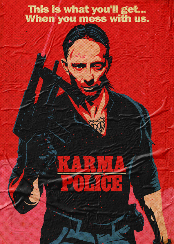 Thom Yorke: The Last Action Hero – Karma Police