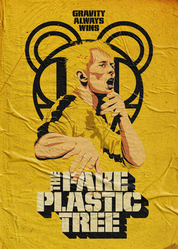 Thom Yorke: The Last Action Hero – Fake Plastic Trees